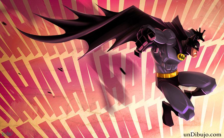 Dibujo de Batman para imprimir